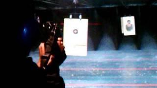 mac 10 45 acp w laser glock 26 9mm w laser