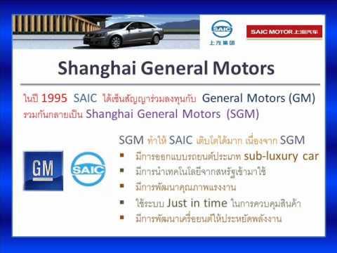 BA 401 case : Shanghai Automotive Industry Corporation