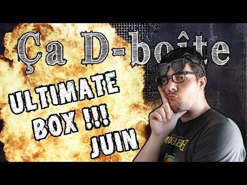 ULTIMATE BOX de JUIN Il est de retour ...