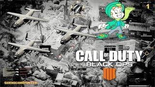 3 GUNSHIPS IN 1 MATCH! CALL OF DUTY BLACK OPS 4 (4K UHD 2080 TI)