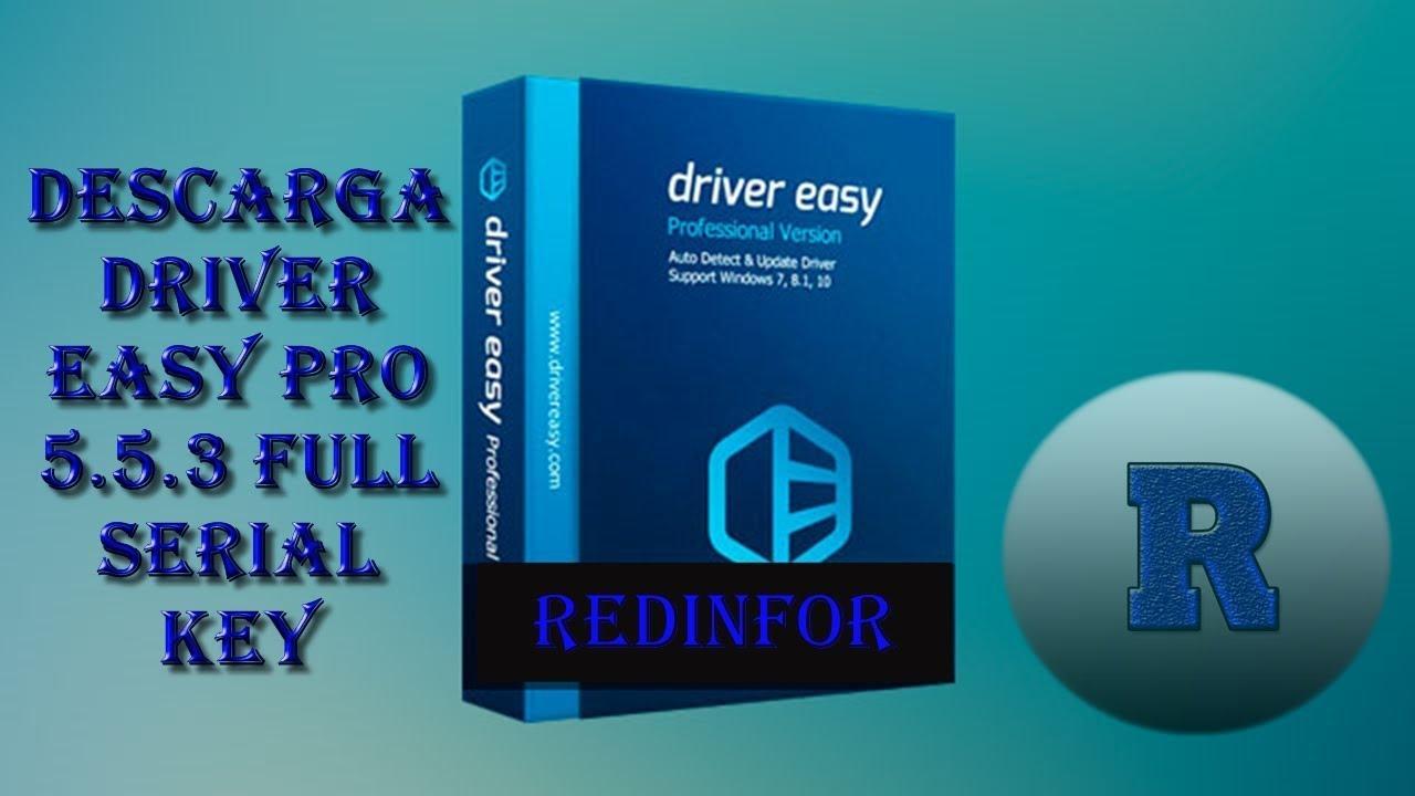 DESCARGA Driver Easy PRO 5.5.3 Full Serial Key (2017 ...
