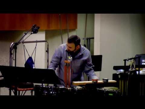 """...durat(A)ions: """"broken landscape"""" for Iktus Percussion"""