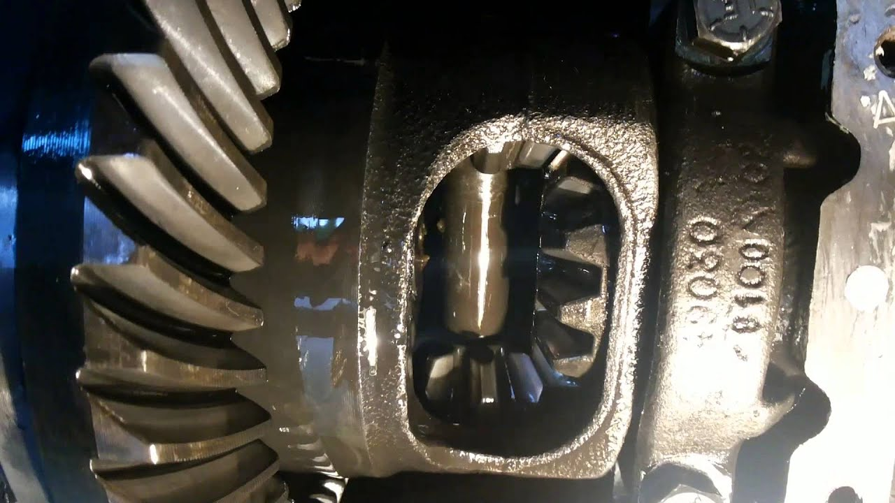 2002 Jeep Grand Cherokee Laredo >> Jeep Grand Cherokee Overland front DANA 30 Limited Slip ...