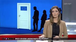 CRNADAK: STRATEGIJA EU ZA ZAPADNI BALKAN JE VJETAR U LEĐA SVIM ZEMLJAMA REGIJE (07 02 2018)