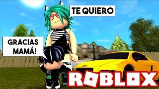 GIFT TO MY CHILD THE MOST EXPENSIVE CAR OF ROBLOX (Adopt Me!)
