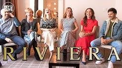 Riviera Season 2 - Julia Stiles, Poppy Delavigne, Juliet Stevenson