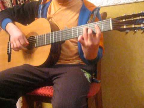 how to play stairway to heaven on acoustic guitar
