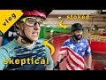 We Took Bobo To Ray's Indoor Bike Park...and Things Got Crazy | Syd And Macky TV Episode 3