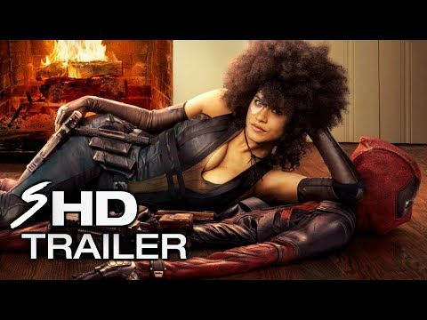 Deadpool 2 - Official Extended free Full online (2018) + Cable And Domino First Look