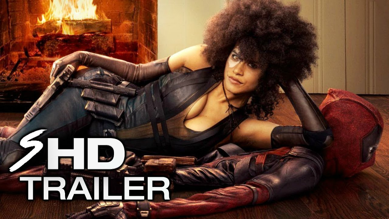 Deadpool 2 Movie Trailer 2018