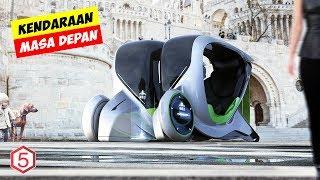 Mobil ini Bisa Membelah Diri Seperti Amuba, inilah Kendaraan Konsep untuk Masa Depan Manusia