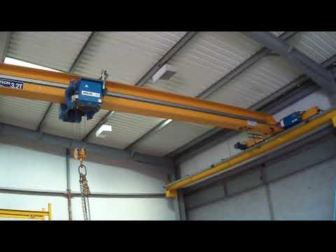 Walter Watson 3.2 Ton Gantry Crane For Auctions Saturday 18th of April from 11am.