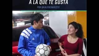 CUANDO TRATAS DE IMPRESIONAR A LA QUE TE GUSTA |LALITO CHÁVEZ 217