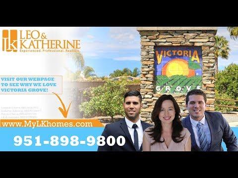 Victoria Grove Riverside CA *Leo & Katherine Your Local Realtor!*