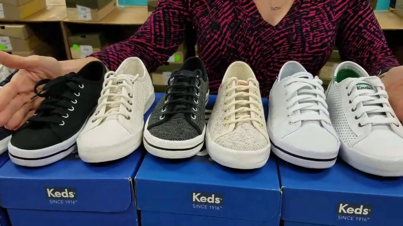 c654b332f6913 Keds Ladies First since 1916 - YouTube