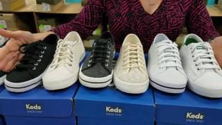 Keds Ladies First since 1916 - YouTube