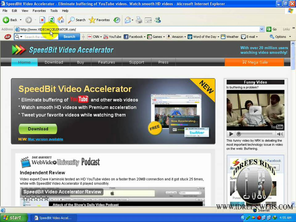 speedbit video accelerator youtube gratuit