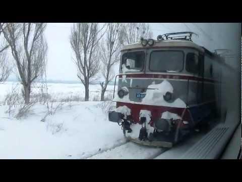 What's like to travel with Winter Trains @ CFR Călători România?! [February, 2012]