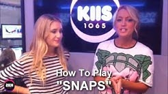 How To Play Snaps