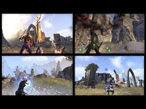 Class Specific Resource Management for The Elder Scrolls Online
