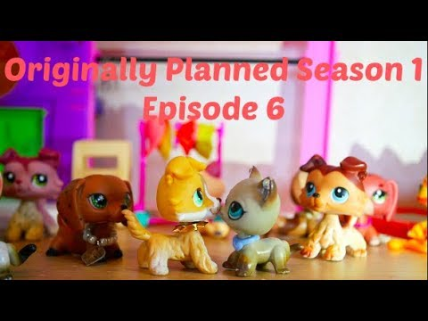 Originally Planned Season 1 Episode 6 (Break Ups Happen)