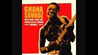 Ghana soundz - Afro-Beat, Funk and Fusion in 70