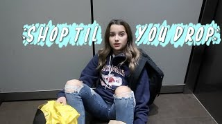 Shop Til You Drop (WK 408.2) Bratayley