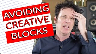 How to deal with a creative blocks in the studio | FAQ Friday - Warren Huart: Produce Like A Pro