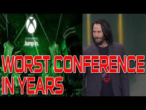 WORST MICROSOFT CONFERENCE IN YEARS! - Microsoft E3 2019 Conference Review