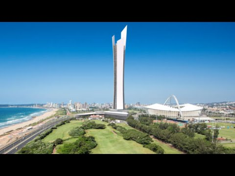 Tallest In Africa: Durban based developer out to build 370M tower