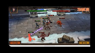 [Trải nghiệm] Age of Warriors Mobile – Game thẻ tướng với phong cách đồ hoạ cá tính