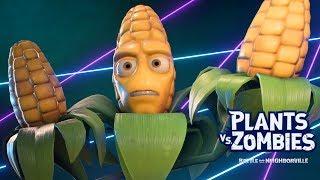 Kernel Corn - Plants vs. Zombies: Battle for Neighborville - Gameplay Part - 13