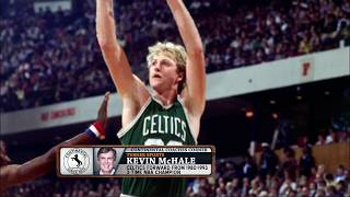 Kevin McHale Shares His Favorite Larry Bird Trash Talk Stories | The Dan Patrick Show | 5/1/18