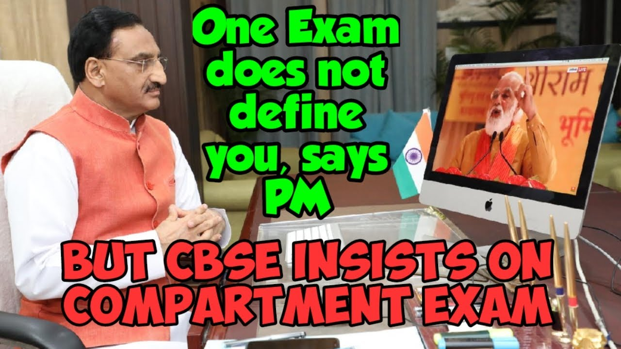 CBSE insists on conducting Compartment Exams, Class X and XII Students ask for Grace Marks