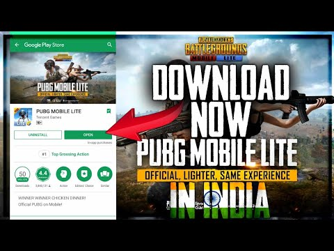 How To Download Install Pubg Mobile Lite In India Pubg Mobile Lite E  Afuture Gaming