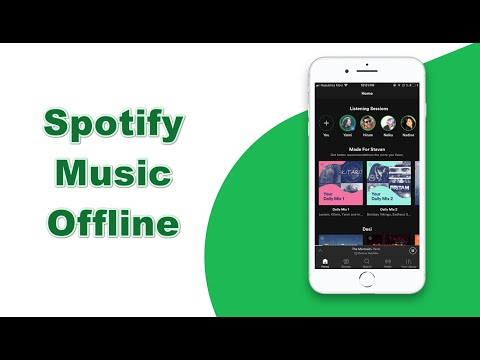 how to download spotify premium offline