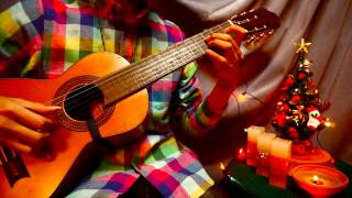 すてきなホリデイ - 竹内まりや【Alto Cembalo Guitar Solo】