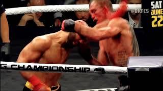 BKFC5: Artem Lobov vs. Jason Knight HIGHLIGHTS