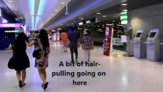 Novotel Suvarnabhumi Airport Hotel Walkway