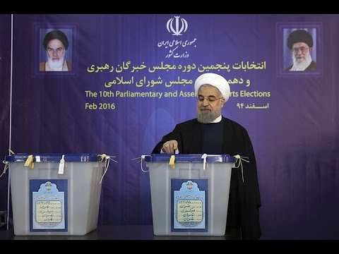 Iranians Vote for Reformists