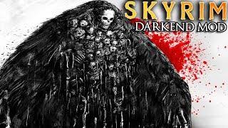 Darkend: A Dark Souls Inspired Skyrim MOD (Funny Moments Part 1)