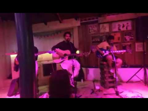 Rudra - The band live performance at Johnson's cafe, manali