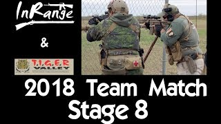 Tiger Valley 2018 - Stage 8 - Obstacle Course