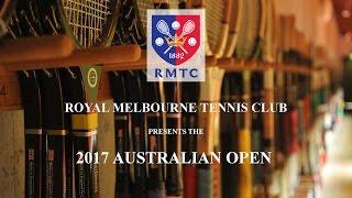 2017 Australian Open Men