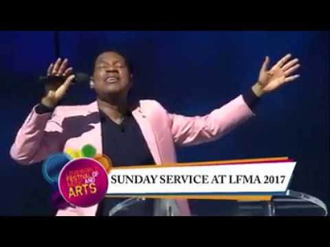 Jerry K  The Air I Breathe with Pastor Chris at LFMA  Performance