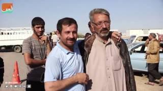غرفة الأخبارسياسة  آلاف النازحين يصلون شرق الموصل