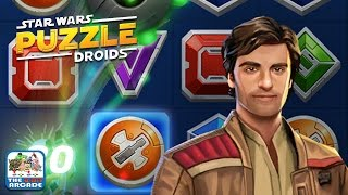 Star Wars: Puzzle Droids - Blasters, Torches and Sand... Everywhere (iOS/iPad Gameplay)