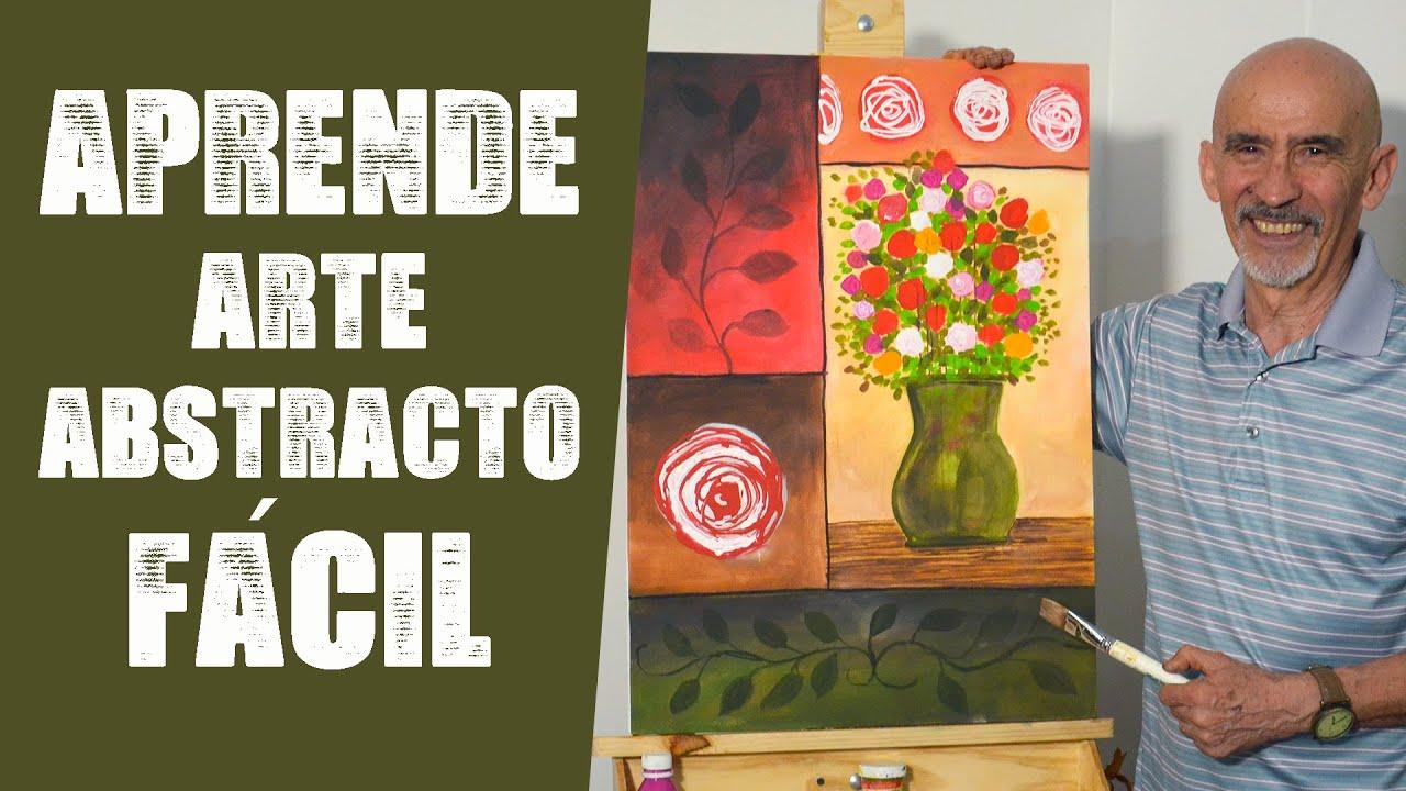 ABSTRACTA IMÁGENES ARTE CUADRO DISEÑO MODERNO ACRÍLICO PINTURA PINTURA DE MICHA