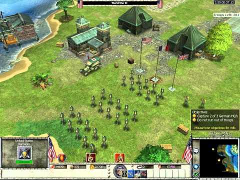 Empires: Dawn of the Modern World - Scenario 17: The Longest Day - Hard