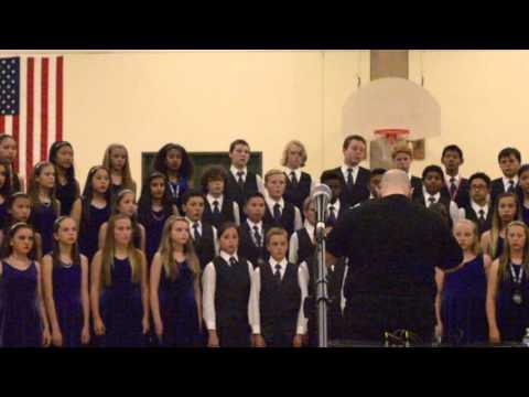 Castillero Middle School - Concert Chorale